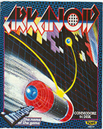 cover arkanoid