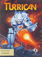 cover turrican