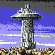 Turrican Level end