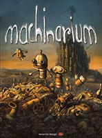 cover machinarium