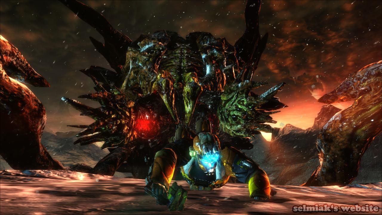 Dead Space 3 Nexus Boss Fight Chapter 12 Walkthrough PC