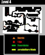 Karte Level 4