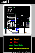 Karte Level 6