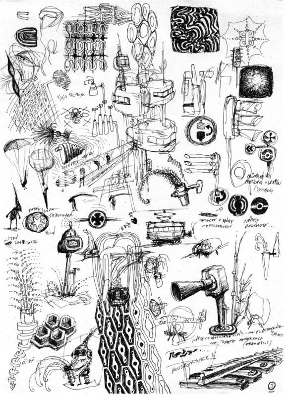 machinarium concept art