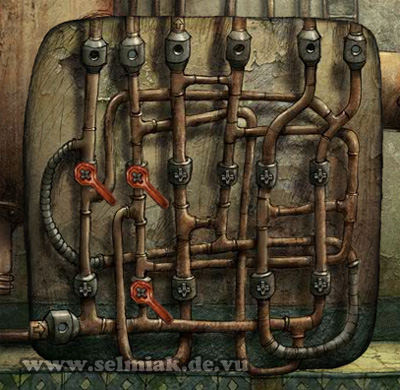 machinarium key