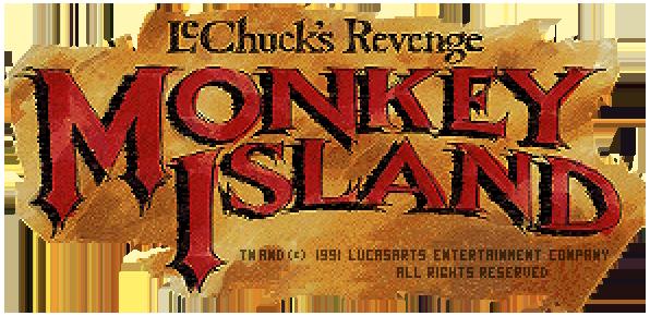 Monkey Island 2: Le Chucks Revenge