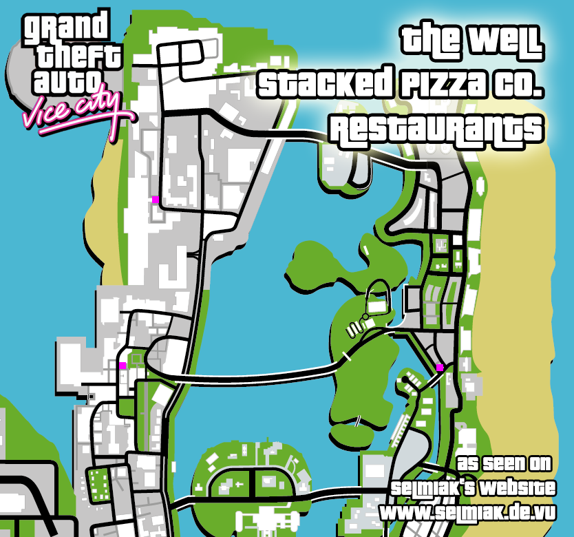 GTA Vice City Pizza Boy R3 Missions Walkthrough  Throwing