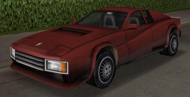 Gta Vice City Cars In Real Life – HD Wallpapers