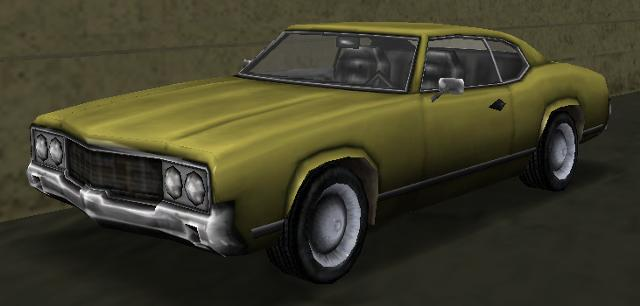 Pictures of Sabre Car In Gta Vice City - #rock-cafe