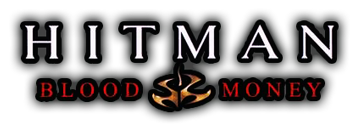 Hitman: Blood Money logo