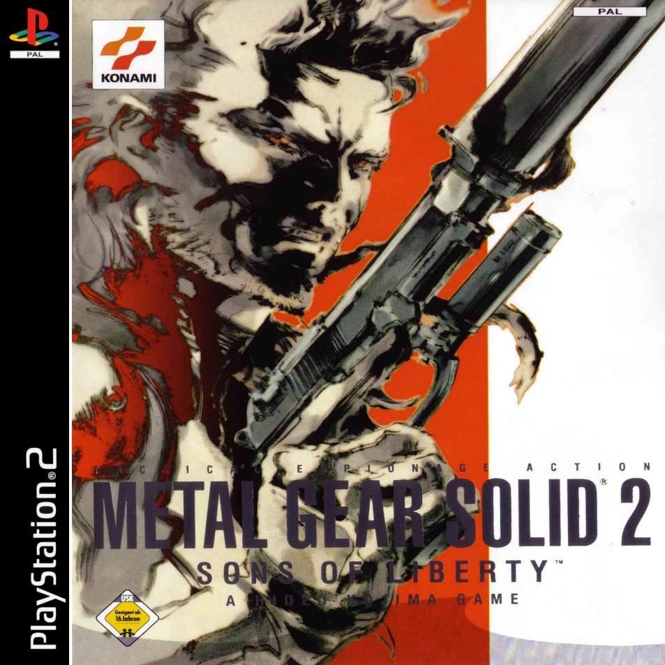 Скачать Игру Metal Gear Solid 2 Через Торрент На Ps2 - фото 3