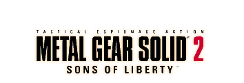 Metal Gear Solid 2 logo
