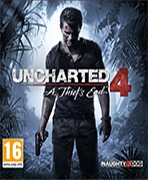 cover Uncharted 4: A Thief's End