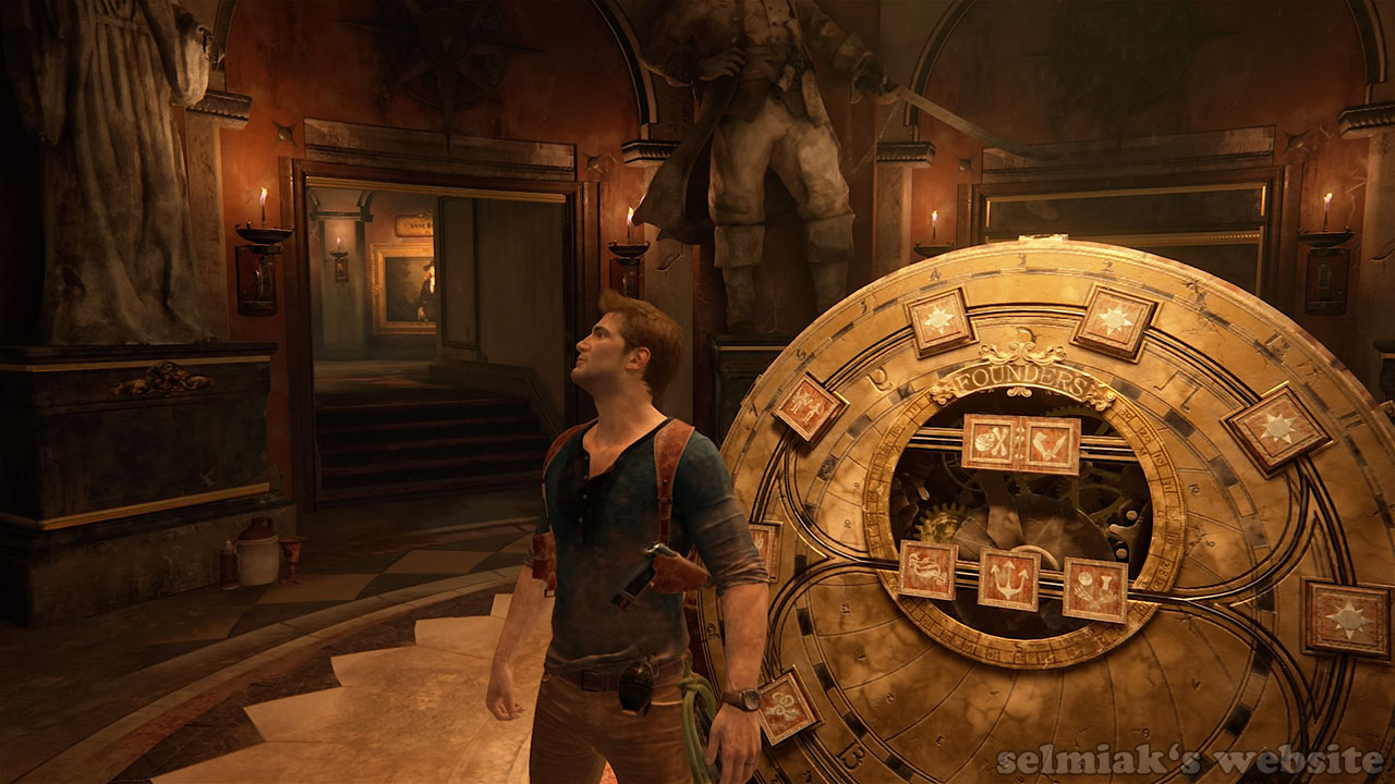 Uncharted 4 Chapter 11 Hidden in Plain Sight Founders ...