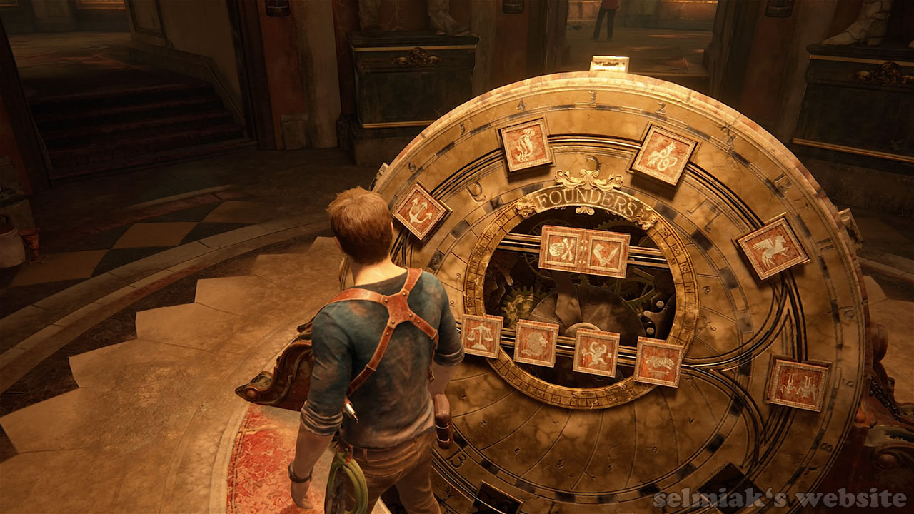 Uncharted 2 Symbol Puzzle Images - Symbol and Sign Ideas