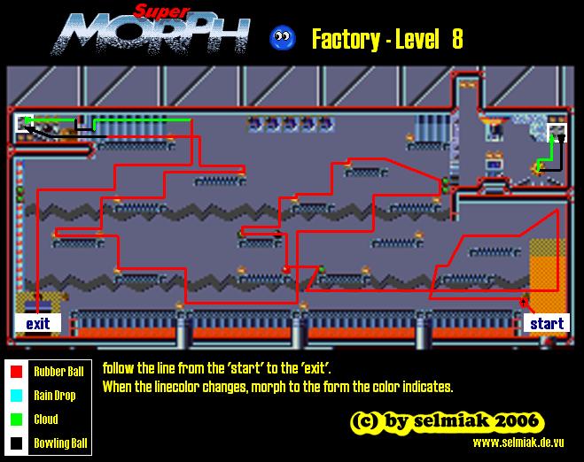 Level 8 (fabrik)