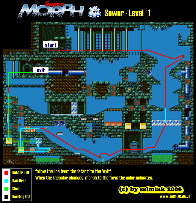 Level 1 (sewer)