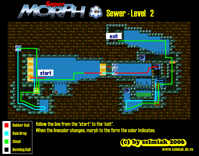 Level 2 (sewer)