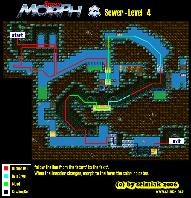 Level 4 (sewer)