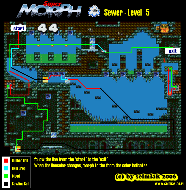 Level 5 (sewer)