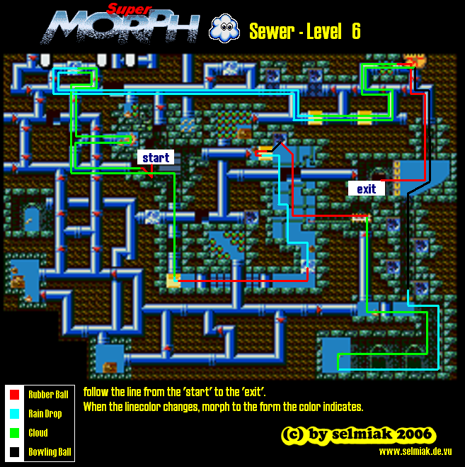 Level 6 (sewer)