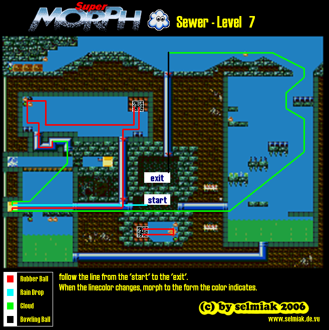 Level 7 (sewer)