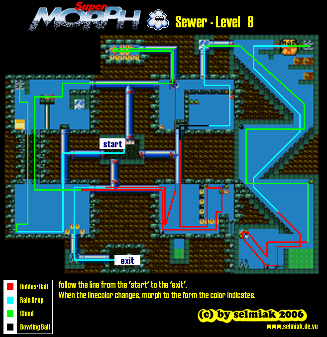Level 8 (sewer)