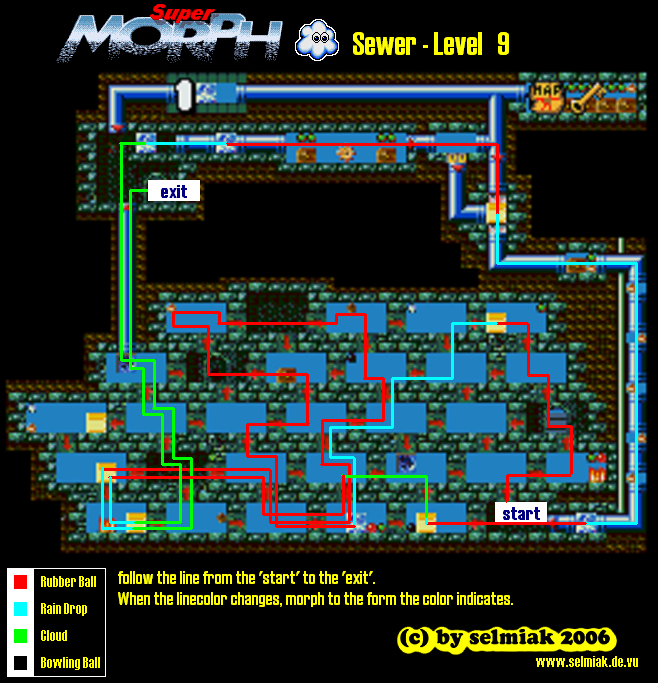Level 9 (sewer)