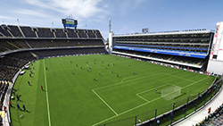 La Bombonera, home of Boca Juniors