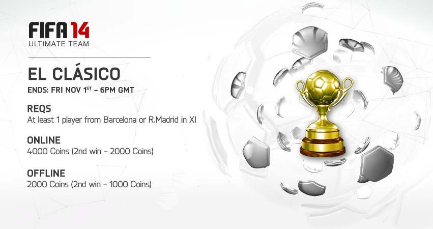 Fifa 14 Ultimate Team Featured Tournaments How To Earn