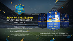 Featured Tournament for BPL TOTS CUP