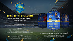 Featured Tournament for Bundesliga