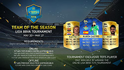 Featured Tournamen for Liga BBVA