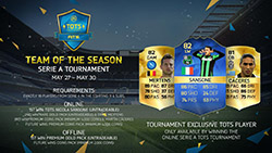 Featured Tournamen for Serie A