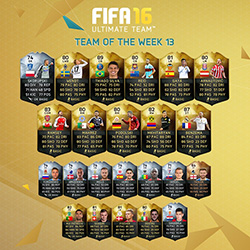 Team of the Week 13