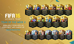 Team of the Week 2